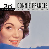 20th Century Masters: The Millennium Collection: Best of Connie Francis de Connie Francis