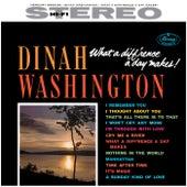 What A Diff'rence A Day Makes! de Dinah Washington