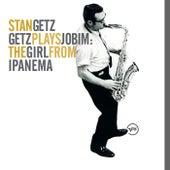 Getz Plays Jobim: The  Girl From Ipanema by Stan Getz