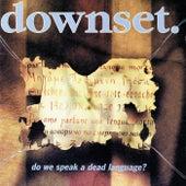 Do We Speak A Dead Language? de Downset