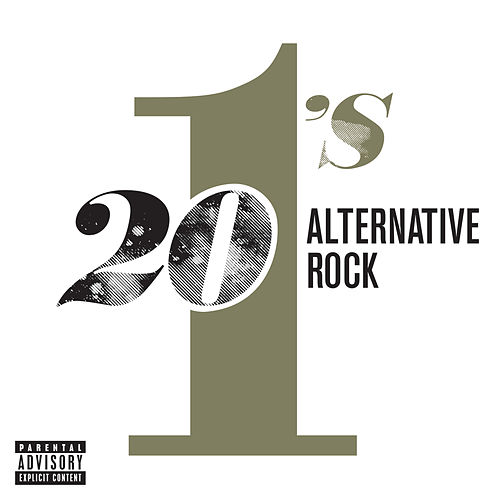 20 #1's: Alternative Rock von Various Artists