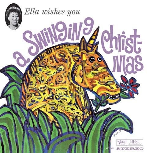 Ella Wishes You A Swinging Christmas by Ella Fitzgerald