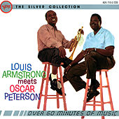 The Silver Collection - Louis Armstrong Meets Oscar Peterson (Deluxe) de Louis Armstrong