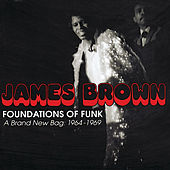 Foundations Of Funk: A Brand New Bag: 1964-1969 (Reissue) de James Brown