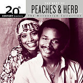 20th Century Masters: The Millennium Collection: The Best Of Peaches & Herb de Peaches & Herb