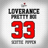 Scottie Pippen by LoveRance