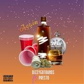 Again (feat. Presto) by DizzyGotBands
