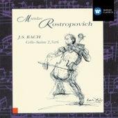J.S. Bach: Cello Suites 2, 3 & 6 de Mstislav Rostropovich