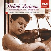 Concertos from my Childhood by Juilliard Orchestra