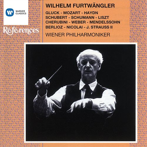 Wilhelm Furtwängler in Wien by Wiener Philharmoniker