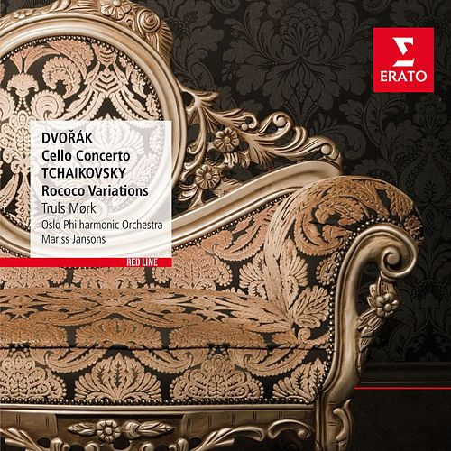 Dvorák/Tchaikovsky - Works for Cello & Orchestra by Oslo Philharmonic Orchestra