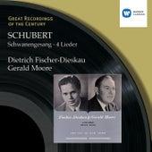 Schubert: Schwanengesang etc von Gerald Moore