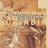 Tchaikovsky: Symphony No. 4 - Scriabin Prometheus by Philadelphia Orchestra