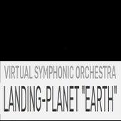 Landing-Planet