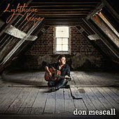 Lighthouse Keeper by Don Mescall