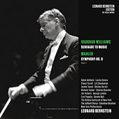 Williams: Serenade to Music - Mahler: Symphony No. 8 by Leonard Bernstein / New York Philharmonic