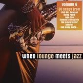 When Lounge Meets Jazz Vol. 6 de Various Artists