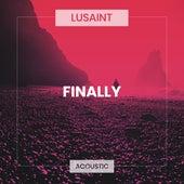 Finally (Acoustic) de Lusaint