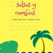 Salsas y Cumbias Pa Bailar y Gozar,  Vol.1 de Various Artists