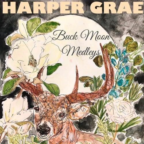 Buck Moon Medleys by Harper Grae
