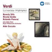 Verdi: La Traviata de Nicolai Gedda