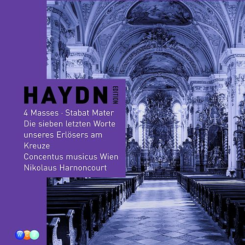 Haydn Edition Volume 5 - Masses, Stabat Mater, Seven Last Words by Nikolaus Harnoncourt