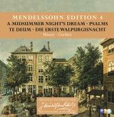 Mendelssohn Edition Volume 4 - Choral Music von Various Artists