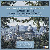 Mendelssohn Edition Volume 1 - Orchestral Music di Various Artists