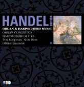 Handel Edition Volume 10 - Organ & Harpsichord Music by Various Artists