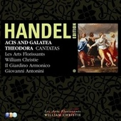 Handel Edition Volume 8 - Acis and Galatea, Theodora, Agrippina condotta a morire, Armida abbandonata, La Lucrezia by Various Artists