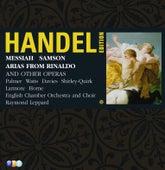 Handel Edition Volume 4 - Samson, Messiah & Arias from Rinaldo, Serse etc von Various Artists