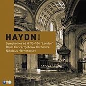 Haydn Edition Volume 4 - The London Symphonies by Nikolaus Harnoncourt