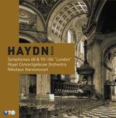 Haydn Edition Volume 4 - The London Symphonies von Nikolaus Harnoncourt