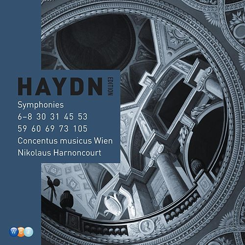Haydn Edition Volume 1 - Famous Symphonies by Various Artists