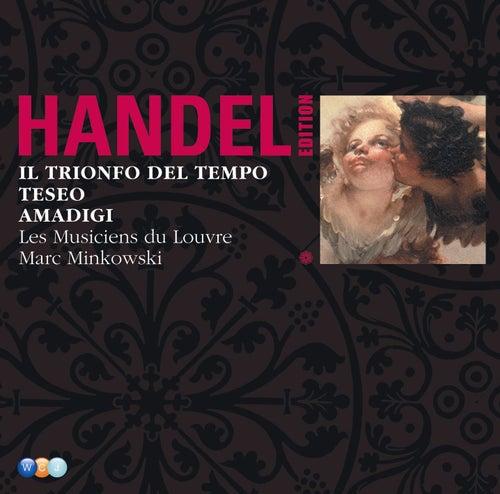 Handel Edition Volume 2 - Il Trionfo del Tempo, Teseo, Amadigi by Marc Minkowski