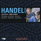 Handel Edition Volume 1 - Alcina, Orlando von William Christie