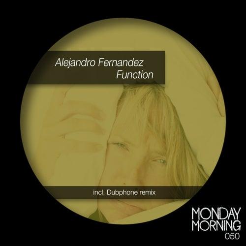 Function de Alejandro Fernández