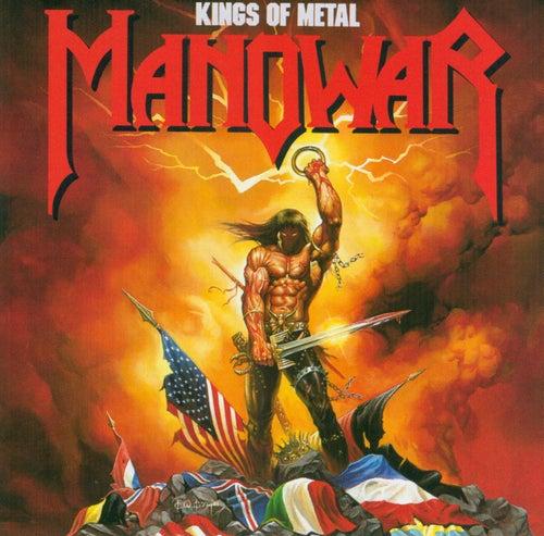 Kings Of Metal by Manowar