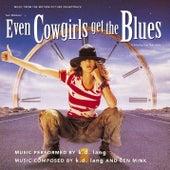 Even Cowgirls Get The Blues Soundtrack de k.d. lang