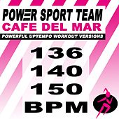 Cafe Del Mar (Powerful Uptempo Cardio, Fitness, Crossfit & Aerobics Workout Versions) by Power Sport Team