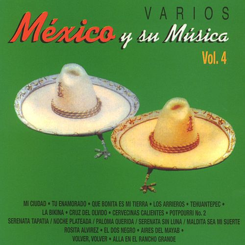 México y su música Vol. 4 von Various Artists