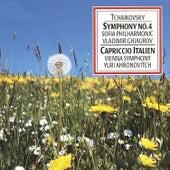 Tchaikovsky: Symphony No. 4 & Capriccio Italien by Various Artists