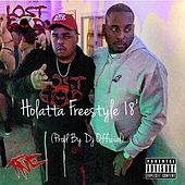 Holatta Freestyle 18' by Lost God