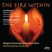 Harrison & Marshall: Choral Works (Live) de Rutgers Kirkpatrick Choir