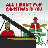 All I Want For Christmas Is You (feat. Stokley) van PJ Morton