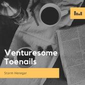 Venturesome Toenails by Storm Henegar