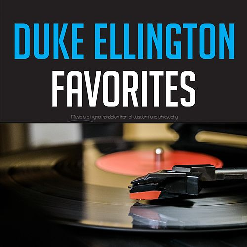 Ellington Favorites de Duke Ellington