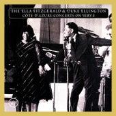 The Ella Fitzgerald & Duke Ellington Cote D'Azur Concerts On Verve de Ella Fitzgerald