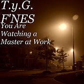 You Are Watching a Master at Work by T.y.G. F'Nes