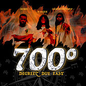 700 Degreez Due East de Sumo
